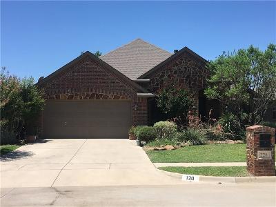 Tarrant County Single Family Home For Sale: 120 Big Willow Court