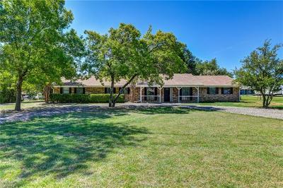 Lucas Single Family Home Active Option Contract: 3 Prado Verde Drive