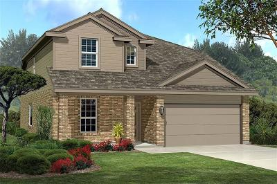 Fort Worth Single Family Home For Sale: 9220 Hill Topper Trail