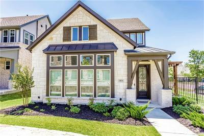 Allen Single Family Home For Sale: 1033 Devonshire Drive