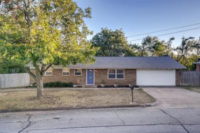 Parker County Single Family Home For Sale: 1437 W Ball Street