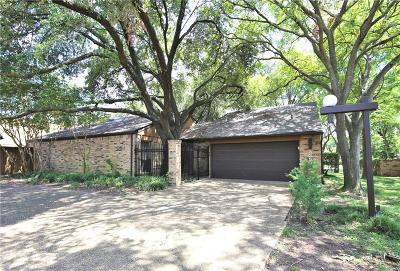 Farmers Branch  Residential Lease For Lease: 3259 Whispering Oak