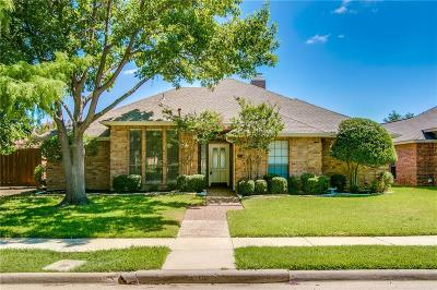 Irving Single Family Home For Sale: 9006 Silverdollar Trail