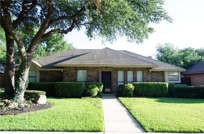 Carrollton Single Family Home For Sale: 2029 Espinosa Drive