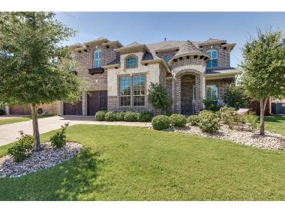 McKinney Single Family Home For Sale: 4501 Oxbow Drive