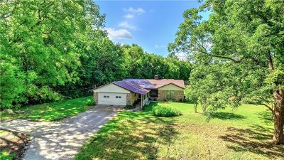 Whitewright Single Family Home Active Option Contract: 468 Yowell Hill Road