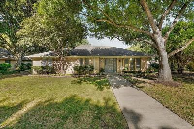 Carrollton Single Family Home For Sale: 2311 Greenmeadow Drive