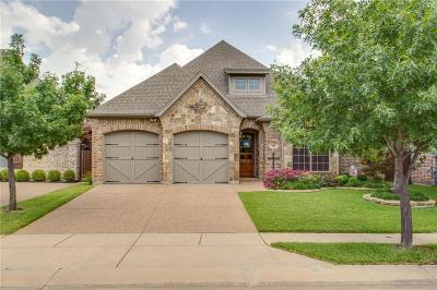Keller Single Family Home Active Option Contract: 741 Silver Lake Drive