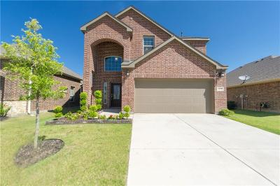 Little Elm Single Family Home For Sale: 1117 Lake Woodland Drive