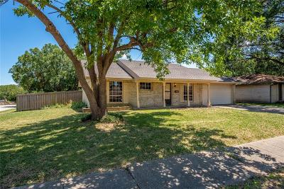 Garland Single Family Home For Sale: 402 Birchwood Drive