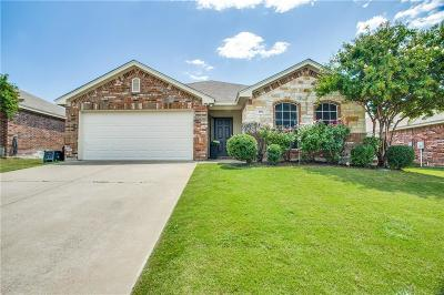 Willow Park Single Family Home Active Option Contract: 105 Pony Express Trail