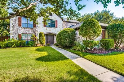 Flower Mound Single Family Home For Sale: 1401 Mimosa Court