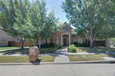 Frisco Single Family Home For Sale: 9727 Carriage Hill Lane