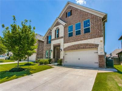 Little Elm Single Family Home For Sale: 2428 Elm Valley Drive