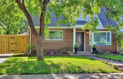 Fort Worth Single Family Home For Sale: 2808 Willing Avenue