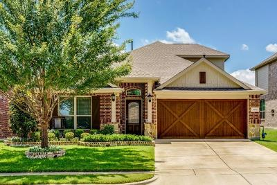 McKinney Single Family Home For Sale: 3913 Lands End Drive