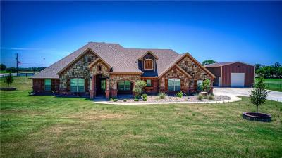 Weatherford Single Family Home For Sale: 101 Bruce Crandall Court