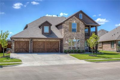 Forney Single Family Home For Sale: 1808 Roundtree Road