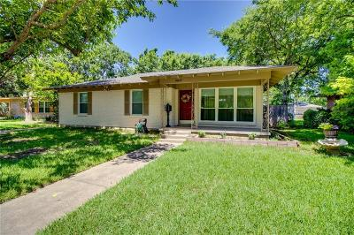 Dallas Single Family Home For Sale: 9847 Estacado Drive