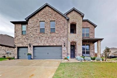 Wylie Single Family Home For Sale: 1617 Ringtail Drive