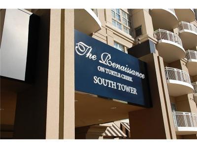 Dallas Condo For Sale: 3225 Turtle Creek Boulevard #B 1229