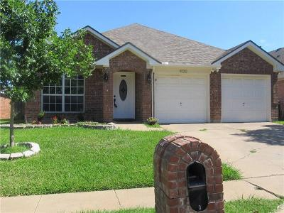 McKinney Single Family Home For Sale: 9120 Newport Lane