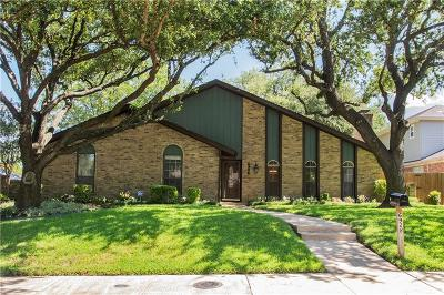 Dallas County Single Family Home For Sale: 6928 Truxton Drive