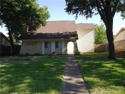 Dallas County Single Family Home For Sale: 3442 Crossbow Lane
