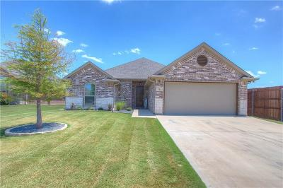 Granbury Single Family Home For Sale: 111 Donna Circle