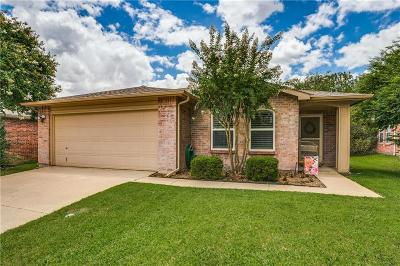 McKinney Single Family Home For Sale: 4515 Willow Way Drive