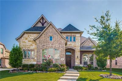 Frisco Single Family Home For Sale: 3652 Cathedral Lake Drive