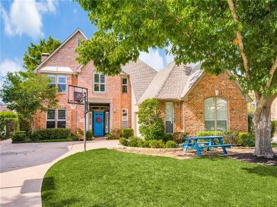 Coppell Single Family Home For Sale: 1048 Basilwood Drive