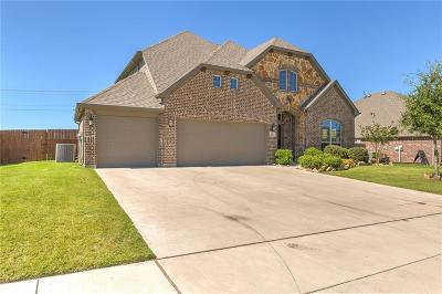 Weatherford Single Family Home For Sale: 838 Magnolia Drive