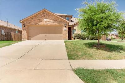 Crowley Single Family Home For Sale: 521 Riverbed Drive