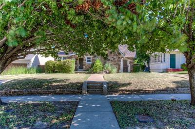 Fort Worth Multi Family Home For Sale: 3713 Modlin Avenue