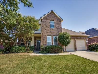 Little Elm Single Family Home For Sale: 2317 Dawn Mist Drive