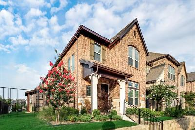 McKinney Single Family Home For Sale: 6201 Smithwick Drive