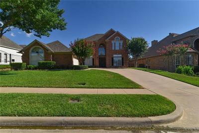 Colleyville Single Family Home For Sale: 401 Bridlewood S