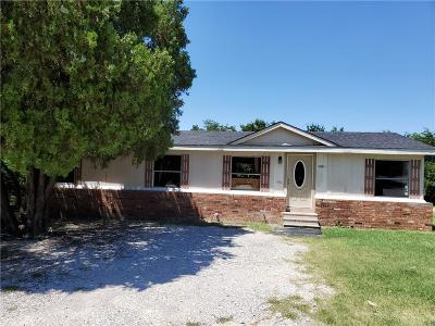 Archer County, Baylor County, Clay County, Jack County, Throckmorton County, Wichita County, Wise County Single Family Home For Sale: 1409 Irvin Street
