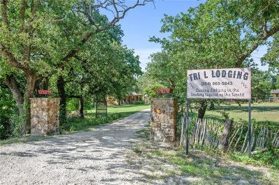 Stephenville Farm & Ranch For Sale: 1910 S State Highway 108