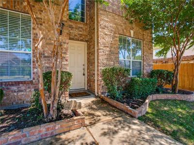 Grand Prairie TX Single Family Home For Sale: $320,000