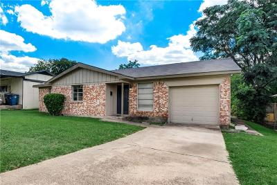 Dallas Single Family Home For Sale: 1239 Hidden Valley Drive