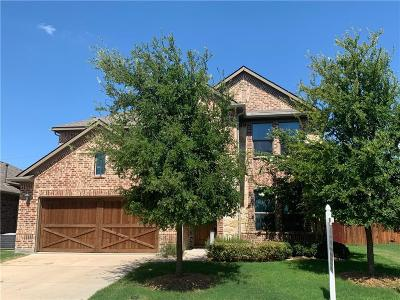 McKinney Single Family Home For Sale: 704 Park Meadow Lane