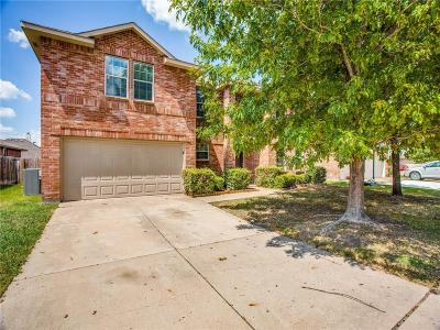 Forney Single Family Home For Sale: 616 Fox