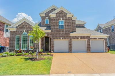 Little Elm Single Family Home For Sale: 913 Frisco Hills Boulevard