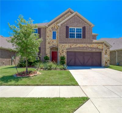 Lewisville Single Family Home For Sale: 2699 Sierra Morado Drive