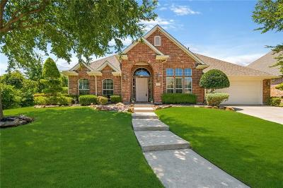 McKinney Single Family Home For Sale: 8501 Broad Meadow Lane