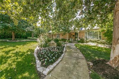 Single Family Home For Sale: 9415 Fieldcrest Drive