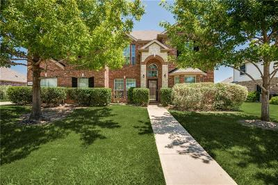 Fort Worth Single Family Home For Sale: 13764 Ranch Horse Run