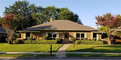 Plano Single Family Home For Sale: 3929 Medina Drive